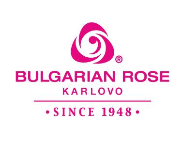 Bulgarische Rose AG – Karlovo (logo)
