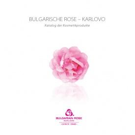 Bulgarische Rose AG – Karlovo (Produktkatalog herunterladen)